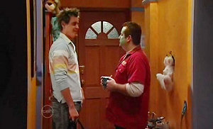 Ned Parker, Toadie Rebecchi in Neighbours Episode 4835
