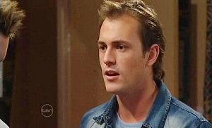 Stuart Parker in Neighbours Episode 4835