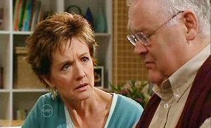 Susan Kennedy, Harold Bishop in Neighbours Episode 4841