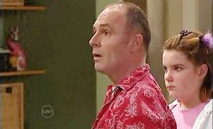 Kim Timmins, Bree Timmins in Neighbours Episode 4841