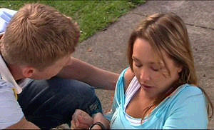 Boyd Hoyland, Steph Scully in Neighbours Episode 4915