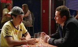 Stingray Timmins, Toadie Rebecchi in Neighbours Episode 4921