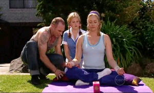 Kim Timmins, Janae Timmins, Janelle Timmins in Neighbours Episode 4922