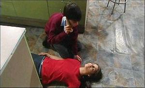 Zeke Kinski, Rachel Kinski in Neighbours Episode 4922