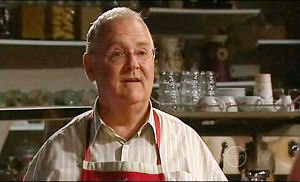 Harold Bishop in Neighbours Episode 4924