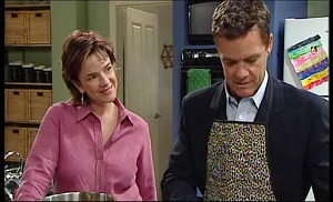 , Lyn Scully in Neighbours Episode 4976