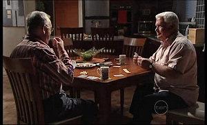 Harold Bishop, Lou Carpenter in Neighbours Episode 4976