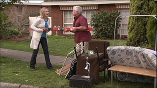 Janae Timmins, Lou Carpenter in Neighbours Episode 5334