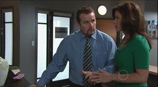 Toadie Rebecchi, Rebecca Napier in Neighbours Episode 5336