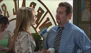 Steph Scully, Toadie Rebecchi in Neighbours Episode 5336