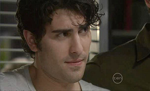 Marco Silvani in Neighbours Episode 5370