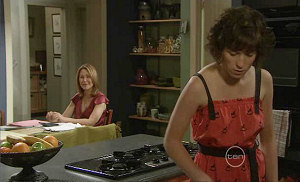Bridget Parker, Miranda Parker in Neighbours Episode 5370