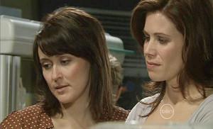 Rosie Cammeniti, Rebecca Napier in Neighbours Episode 5372