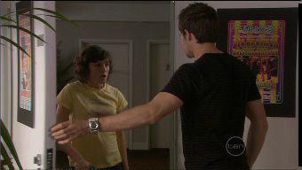 Bridget Parker, Angus Henderson in Neighbours Episode 5375