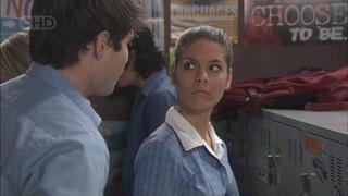 Declan Napier, Rachel Kinski in Neighbours Episode 5378