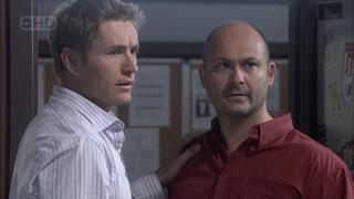 Dan Fitzgerald, Steve Parker in Neighbours Episode 5378
