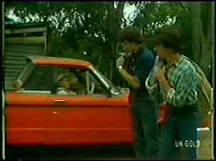 Mrs Forbes, Scott Robinson, Danny Ramsay in Neighbours Episode 0034