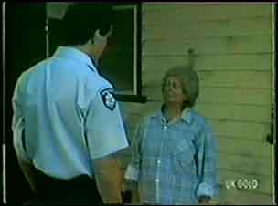 Police Officer, Mrs Forbes in Neighbours Episode 0034