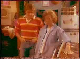 Shane Ramsay, Helen Daniels in Neighbours Episode 0035