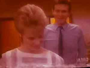 Daphne Clarke, Des Clarke in Neighbours Episode 0035