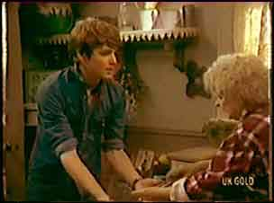 Scott Robinson, Mrs Forbes in Neighbours Episode 0036