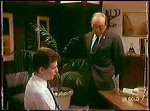 Des Clarke, Mr Arnold in Neighbours Episode 0036
