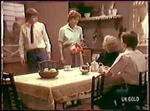 Scott Robinson, Joyce Oakleigh, Mrs Forbes, Danny Ramsay in Neighbours Episode 0036