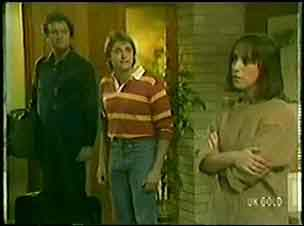 Max Ramsay, Shane Ramsay, Maria Ramsay in Neighbours Episode 0037