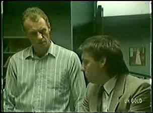 Jim Robinson, Detective Conway in Neighbours Episode 0037