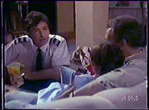 Nick Burman, Jim Robinson, Lucy Robinson in Neighbours Episode 0038