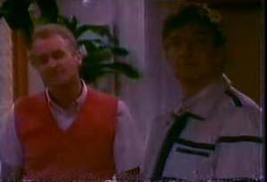Jim Robinson, Nick Burman in Neighbours Episode 0039