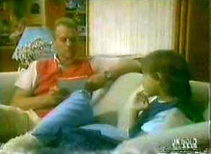 Jim Robinson, Lucy Robinson in Neighbours Episode 0039