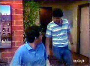 Des Clarke, Paul Robinson in Neighbours Episode 0039