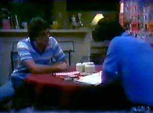 Paul Robinson, Des Clarke in Neighbours Episode 0039