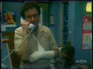 Max Ramsay, Nick Burman in Neighbours Episode 0039