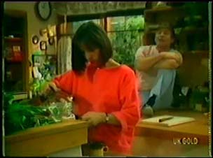 Maria Ramsay, Nick Burman in Neighbours Episode 0041