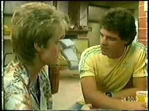 Daphne Clarke, Paul Robinson in Neighbours Episode 0042