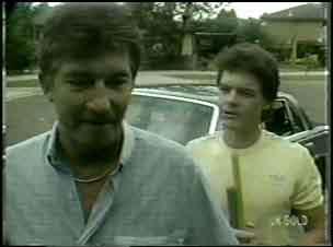 Nick Burman, Paul Robinson in Neighbours Episode 0043