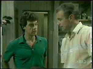 Paul Robinson, Jim Robinson in Neighbours Episode 0043