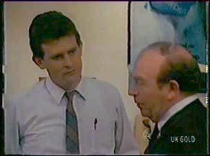 Des Clarke, Mr Arnold in Neighbours Episode 0044