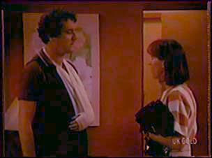 Max Ramsay, Maria Ramsay in Neighbours Episode 0044