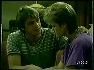 Shane Ramsay, Daphne Clarke in Neighbours Episode 0046