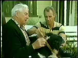 Mr Graham, Jim Robinson, Patch in Neighbours Episode 0047