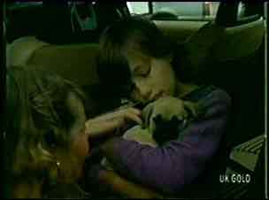 Julie Robinson, Lucy Robinson, Basil in Neighbours Episode 0047