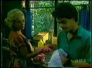 Helen Daniels, Paul Robinson in Neighbours Episode 0048
