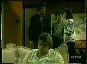 Nick Burman, Shane Ramsay, Danny Ramsay, Maria Ramsay in Neighbours Episode 0048