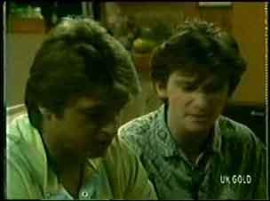 Shane Ramsay, Danny Ramsay in Neighbours Episode 0048