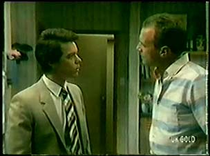 Paul Robinson, Jim Robinson in Neighbours Episode 0049