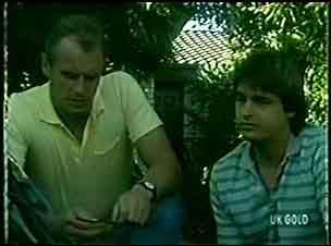 Jim Robinson, Shane Ramsay in Neighbours Episode 0052