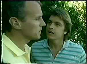 Jim Robinson, Shane Ramsay in Neighbours Episode 0053